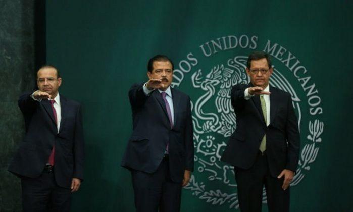 EPN designó a Eviel Pérez Magaña como nuevo titular de Sedesol