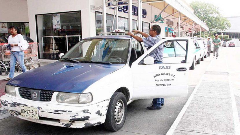 Taxistas beneficiados con el retiro de descuentos a estudiantes