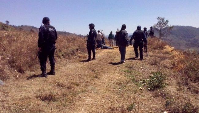 Reportan dos personas fallecidas en la región Mixteca