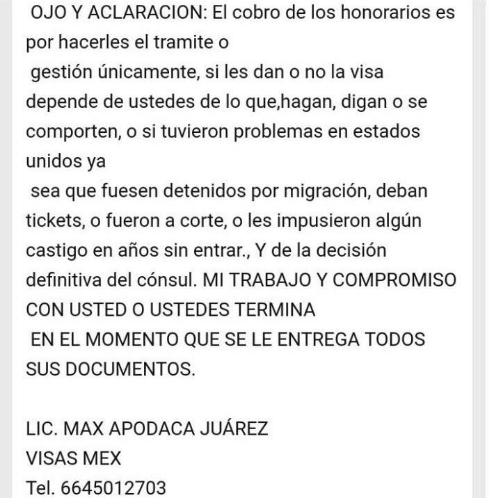 Denuncian ser víctimas de fraude por visas en la Mixteca