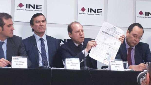 INE presenta nueva propuesta para garantizar conteo rápido antes de las 11 de la noche