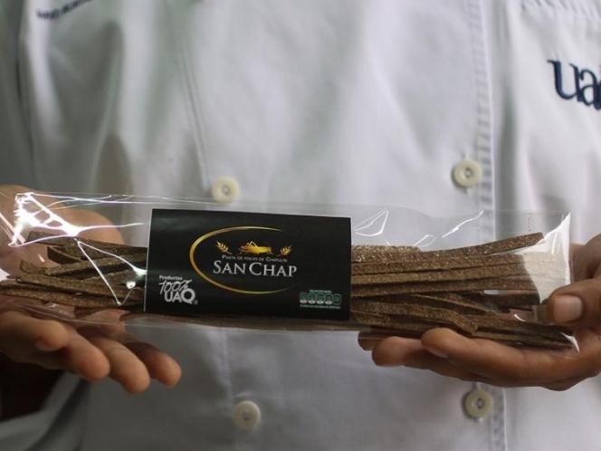 Mexicano crea pasta a base de chapulines alta en proteínas