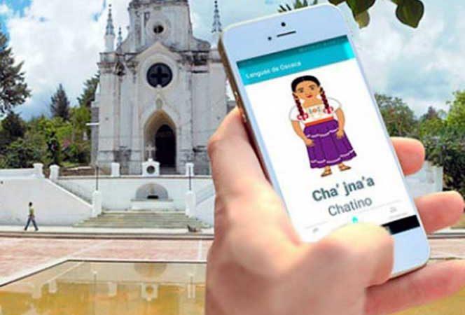 Estudiantes de Oaxaca crean App para rescatar lenguas indígenas