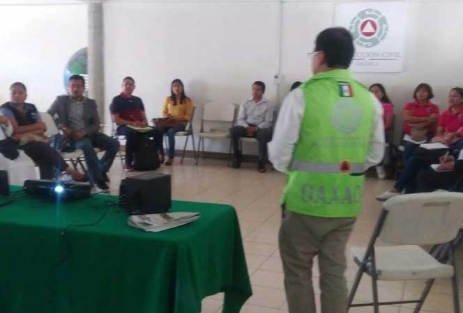 Por la mañana, sismos remecen a Michoacán y Oaxaca
