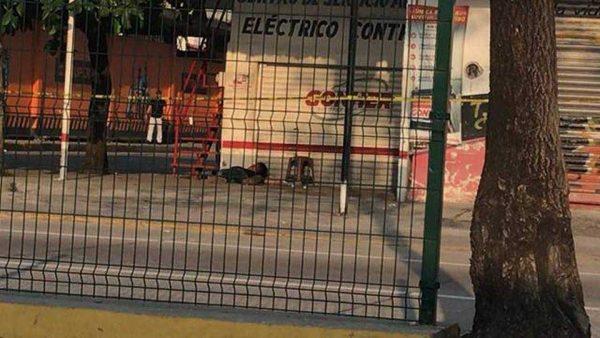 Ejecutan a sujeto sobre el boulevard Benito Juárez