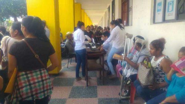 Programa Bienestar al tope, rechazan inscripción a personas con discapacidad