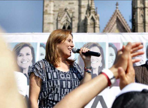 Margarita Zavala supera a El Bronco en dispersión de firmas: INE