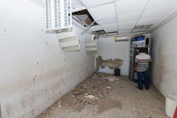Continúa evaluación de daños por sismo en la costa: AMH
