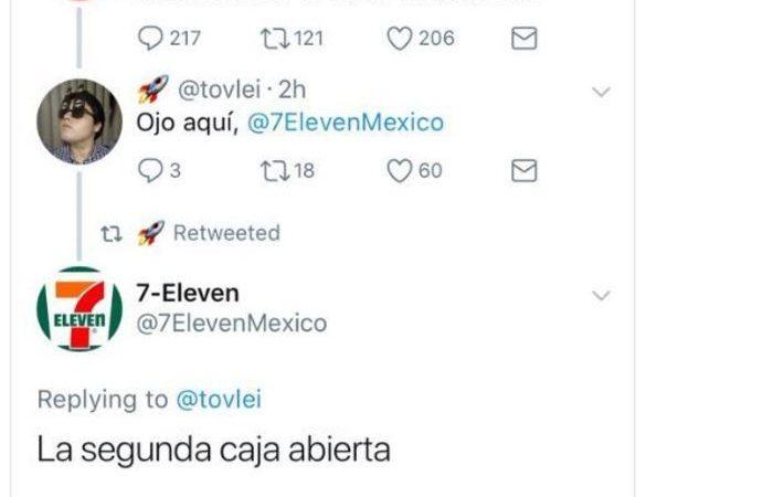 En Twitter, Seven Eleven le da a Oxxo en donde más le duele