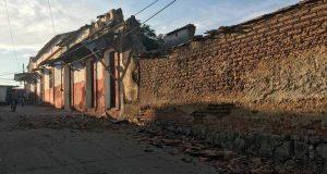 Declara la Secretaría de Gobernación emergencia Para 33 municipios del estado de Oaxaca