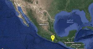 827 réplicas en Oaxaca por sismo de 7.2