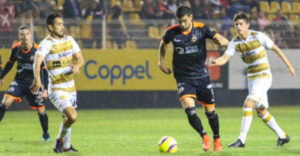 Alebrijes se afianza en el liderato al vencer de visitantes a Dorados 1-2