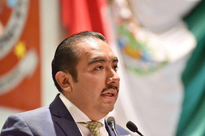 Presenta Horacio Antonio reforma para sancionar conductas ilícitas cometidas por servidores públicos