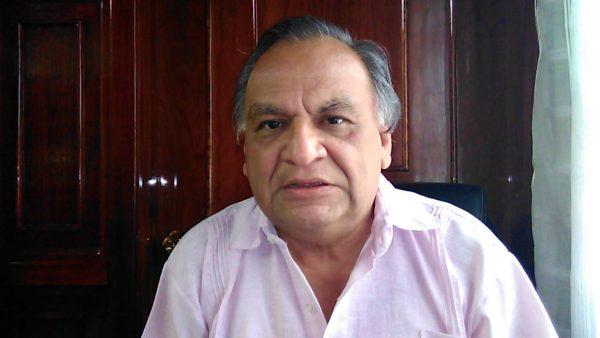 A pesar de improcedencia de registro, Grajales buscará ser candidato del PRI