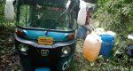 Detienen a probable responsable de robo de hidrocarburo en el Istmo