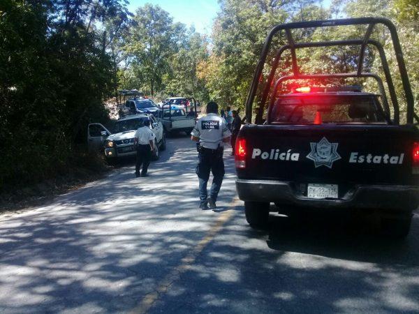 Balacera deja dos heridos en la Sierra