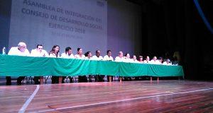 50 por ciento de avance en instalación de CODESOM en la Cuenca