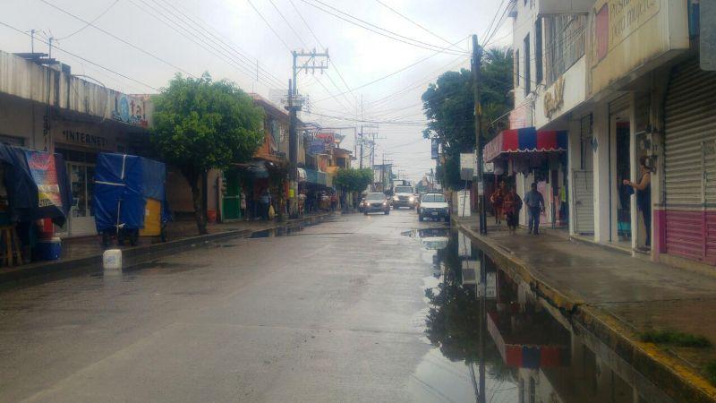 Otro día sin urbanos en Tuxtepec
