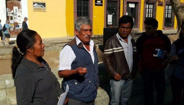 Denuncian comunidades Zapotecas de Oaxaca hostigamiento de CFE