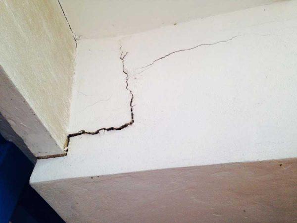 Revisa PC 36 casas dañadas por sismos