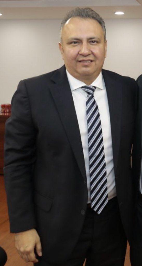 Agarra fuerza rumor de renuncia de Hector Pablo a Liconsa este viernes