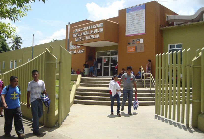 Sindicato de salud ve difícil, que construyan nuevo hospital para Tuxtepec