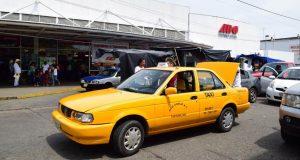 Es responsabilidad del usuario denunciar abusos de choferes de taxi: Concesionario