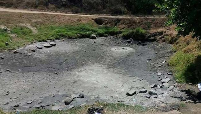 Seca el sismo las aguas termales de la Pinotepa Nacional, en Oaxaca