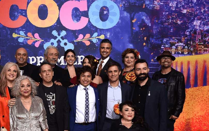"""Gael García Bernal, Lafourcade y Miguel cantarán """"Coco"""" en premios Oscar"""