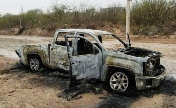 Enfrentamientos en Reynosa dejan un herido y vehículos incendiados
