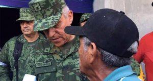 Asume SEDENA responsabilidad por desplome de helicóptero en Jamiltepec