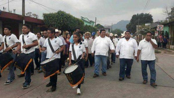 Celebran campesinos de Valle Nacional, 80 años como ejido