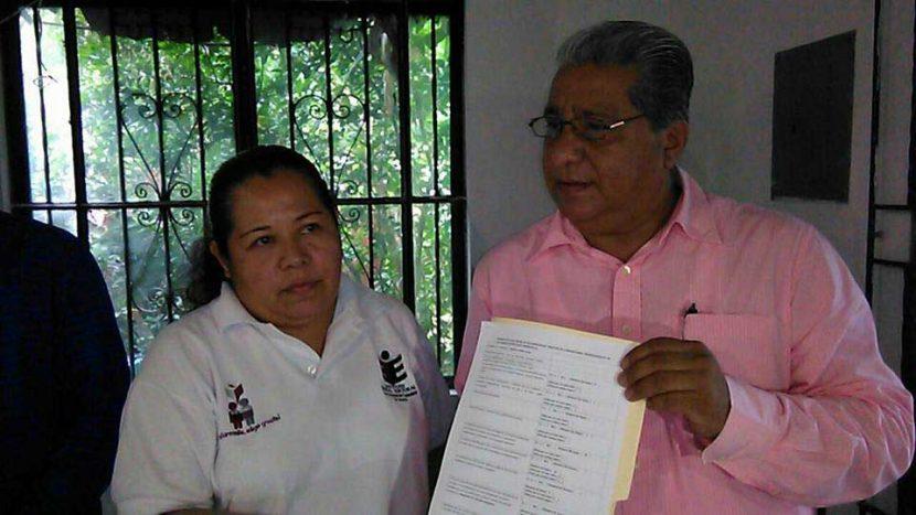 Se registra Beto Chávez como candidato independiente en Tuxtepec