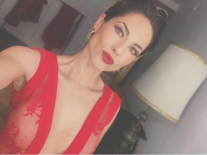 Bárbara Mori seduce con su sensualidad