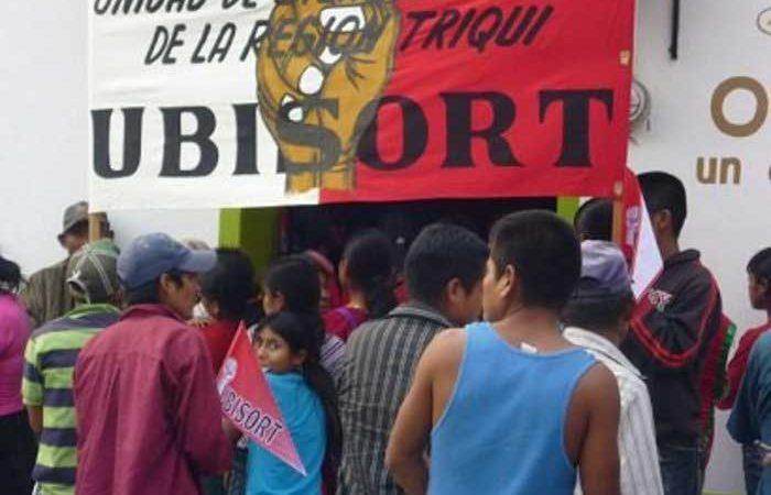 Ubisort pide diálogo con el gobernador Alejandro Murat