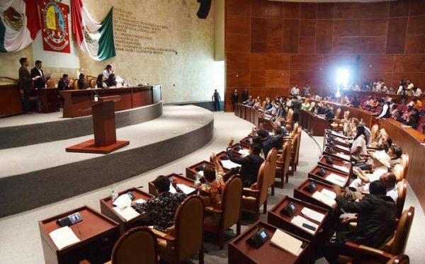 Aprueba Congreso conmemorar día Estatal de ahorro de energía Eléctrica en Oaxaca