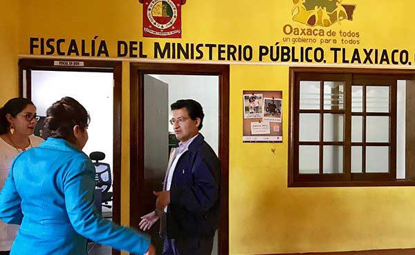 Ante violencia, propone Fiscalía General suma de esfuerzos