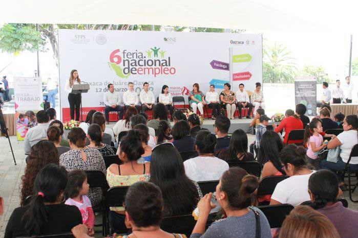 Feria Nacional de Empleo oferta 600 vacantes