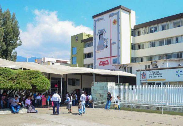 Una vez más, denuncian desabasto de material y medicamentos en hospital civil de Oaxaca