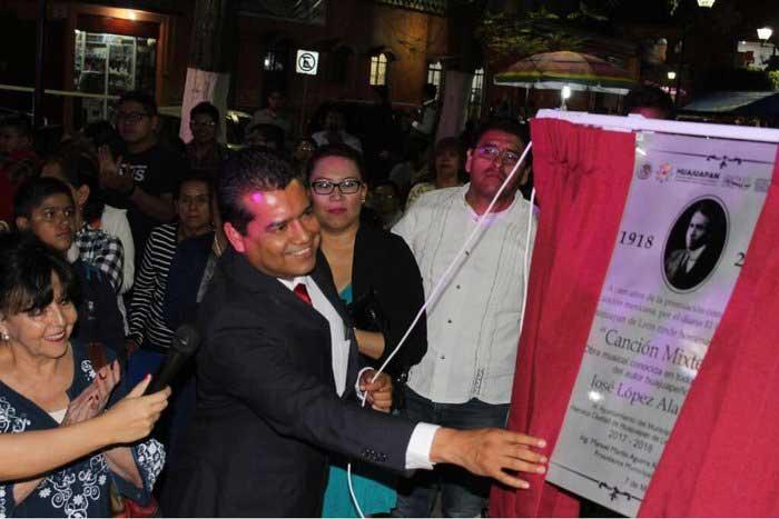 Conmemoran en Huajuapan 100 años de la Canción Mixteca