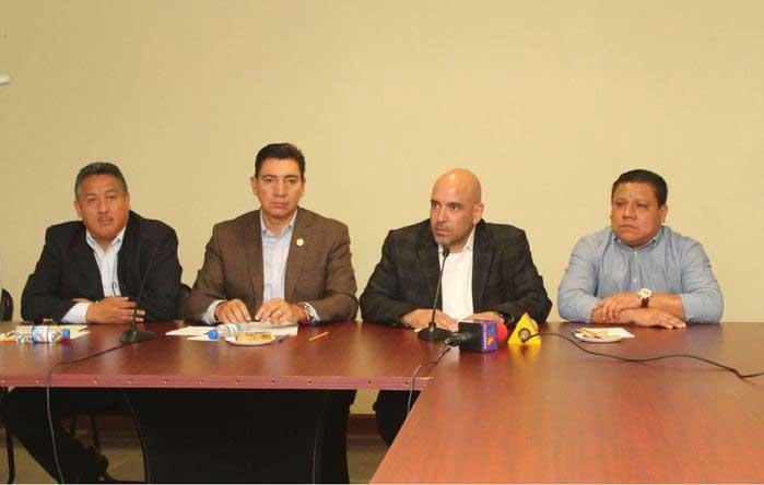 Comparece titular de la SSPO ante Comisión Permanente de Protección Ciudadana