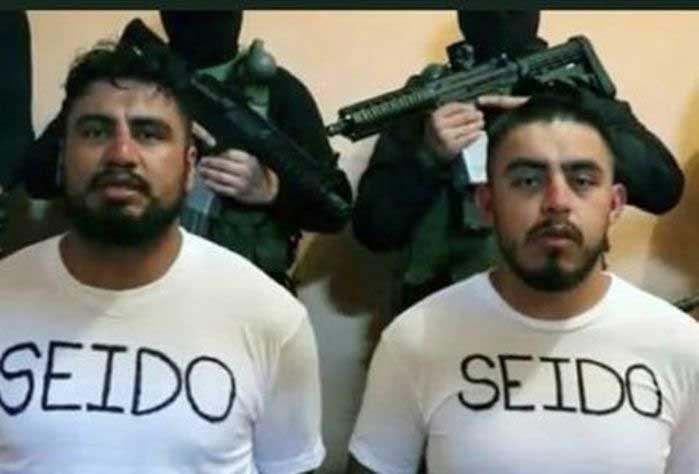 Capturan a presuntos asesinos de agentes de PGR en Nayarit