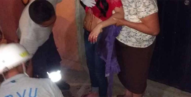 Hieren a una mujer durante intento de asalto en Oaxaca