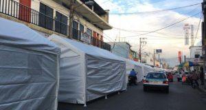 Esperan locatarios del Mercado Central, repunte en ventas en vacaciones