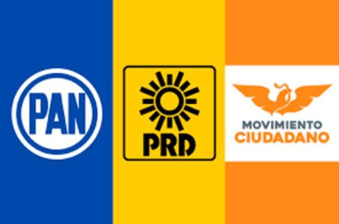 Se cae la alianza PAN-PRD-MC en Oaxaca