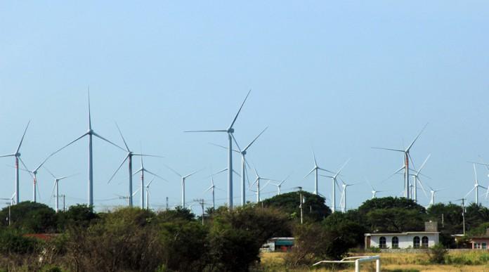 Rechazan consulta sobre eólica en Unión Hidalgo