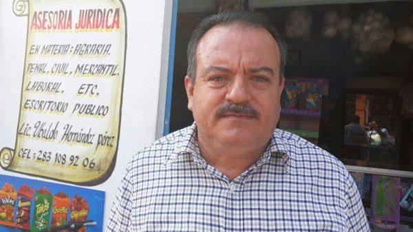 Mi campaña será austera para no endeudar los recursos del municipio: Marcelo Santos