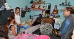 Policías auxilian a joven dar a luz a bebé en calles de Veracruz