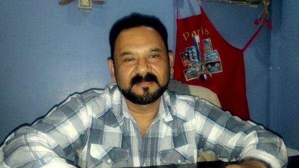 Trabajaré con quien sea el candidato, soy institucional: César Limón