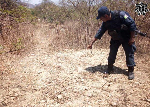 Fuerzas estatales localizan toma clandestina de hidrocarburo en Ixtaltepec